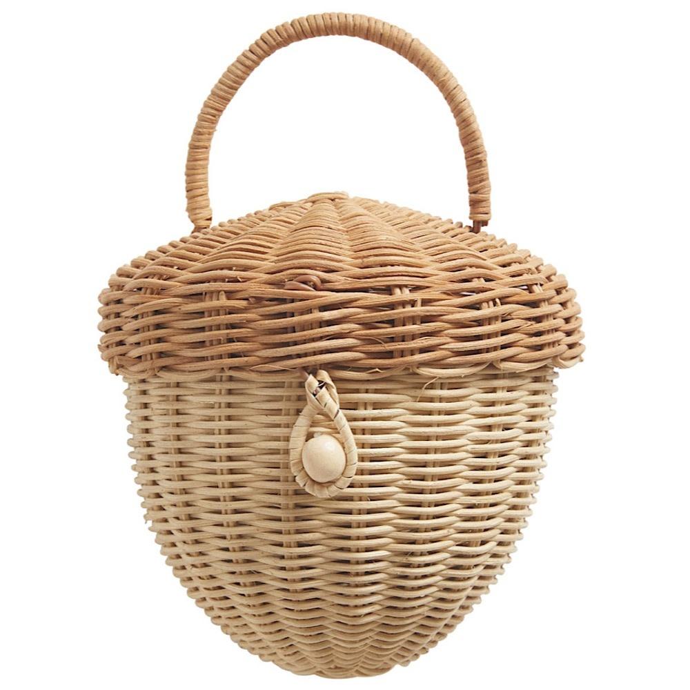 Olli Ella Acorn Bag - Natural