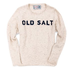 Kiel James Patrick Kiel James Patrick Sweater - Old Salt - Tan
