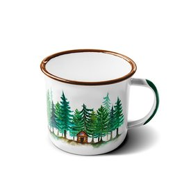 Kiel James Patrick Kiel James Patrick Adventure Mug - Cozy Cabin