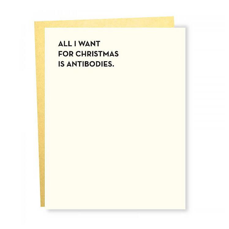 Sapling Press Card - Antibodies