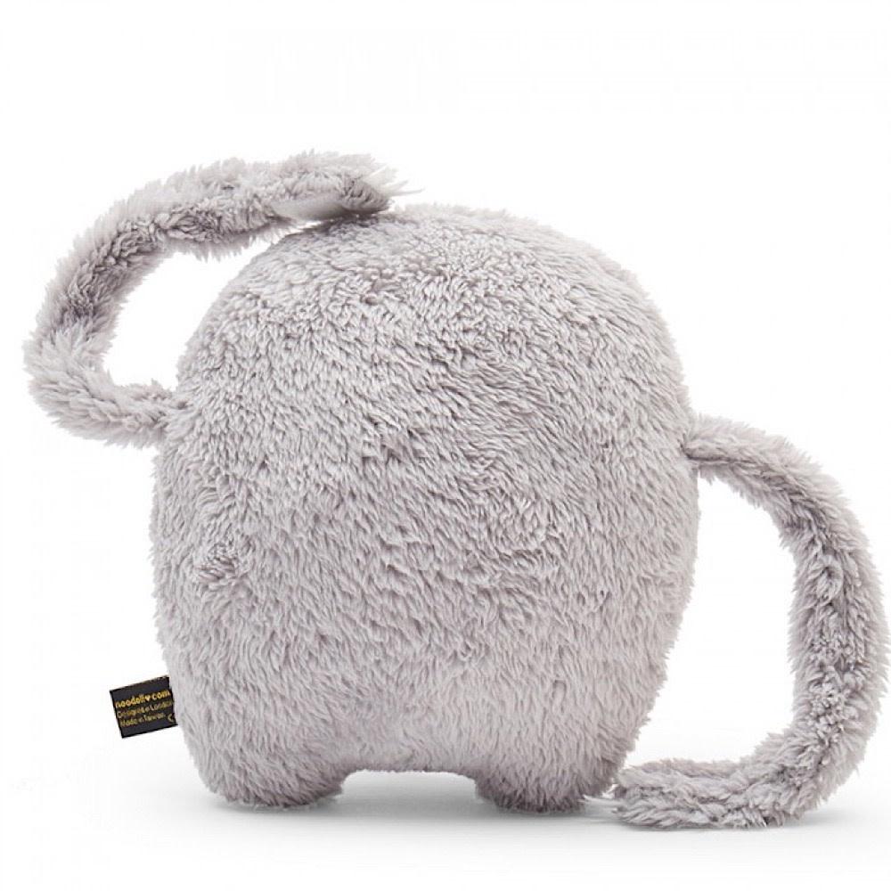 Noodoll Plush Toy - Riceless - Grey