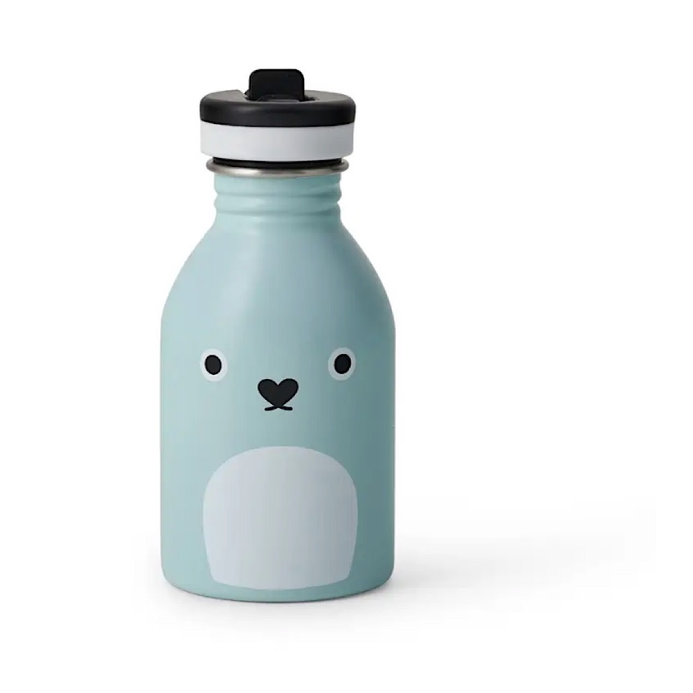 Noodoll Stainless Steel Bottle - Ricepudding