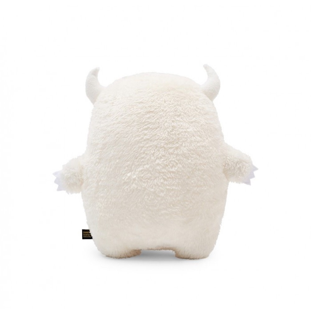 Noodoll Cushion - Ricepuffy - White