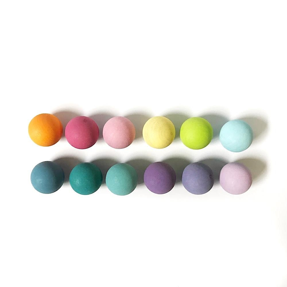 Grimms Grimms Small Pastel Balls