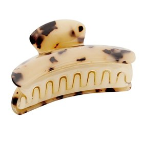 Machete Machete - Grande Heirloom Claw Hair Clip - Blonde Tortoise