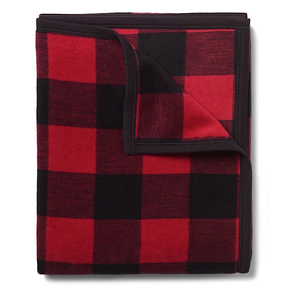 Chappy Wrap Blanket - Buffalo Check