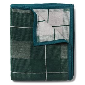 Chappywrap Chappywrap Blanket - Sea Watch Plaid Green