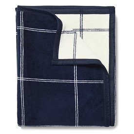 Chappy Wrap Chappy Wrap Blanket - Classic Plaid Navy