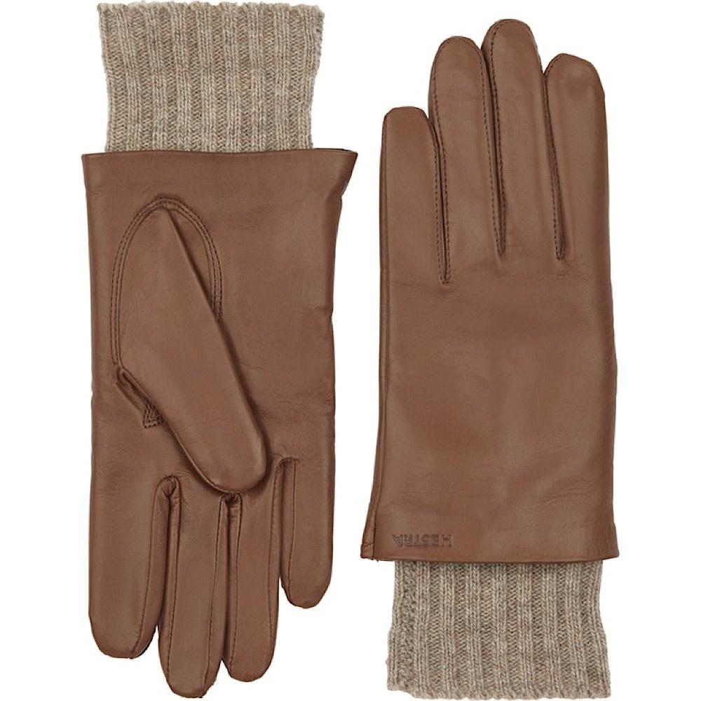 Hestra Womens Glove - Megan - Light Brown