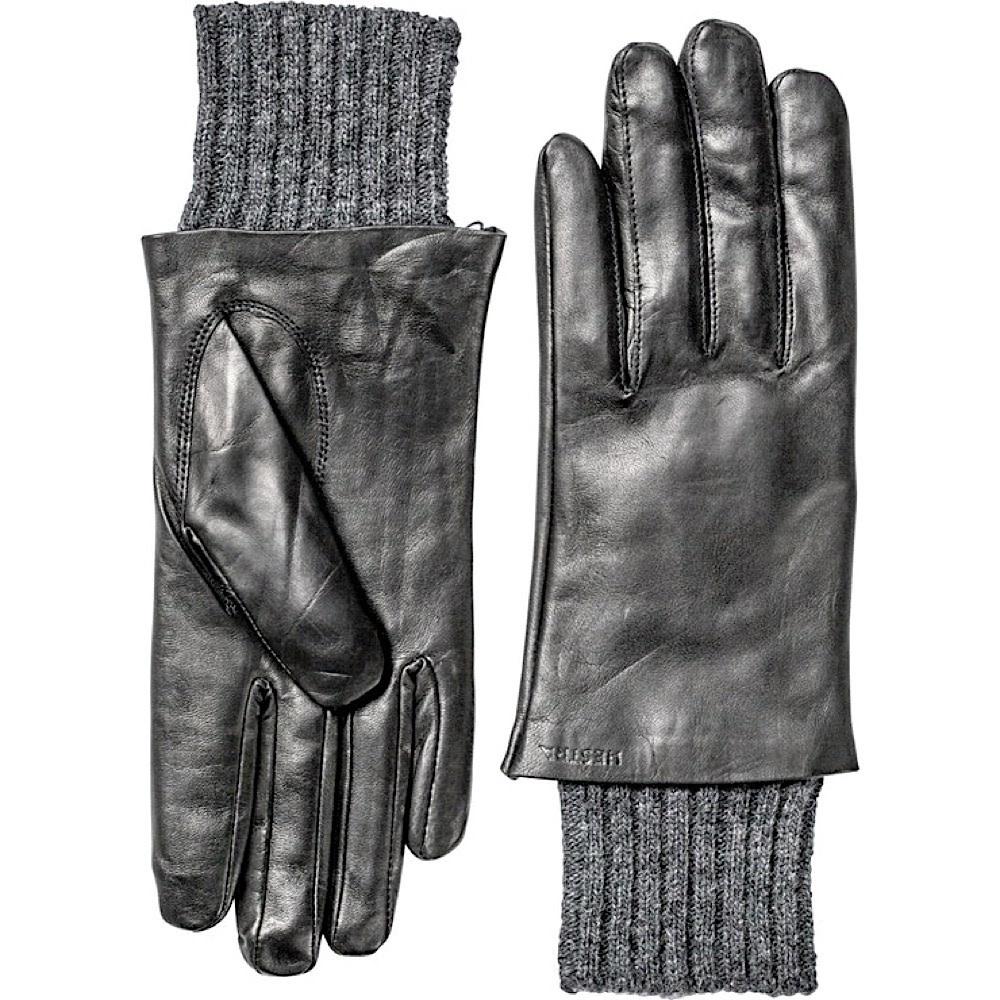 Hestra Hestra Womens Glove - Megan - Black