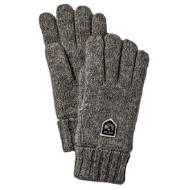Hestra Hestra Glove - Basic Wool - Charcoal