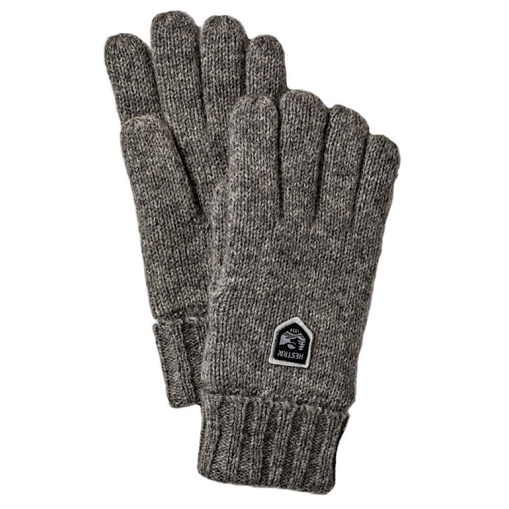 Hestra Hestra Glove - Basic Wool - Charcoal