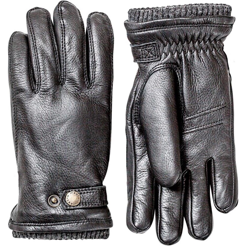 Hestra Mens Glove - Elk Utsjo - Black