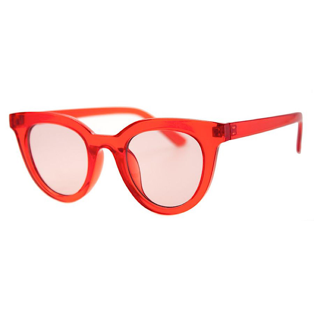 Hotsy Totsy Sunglasses - Red