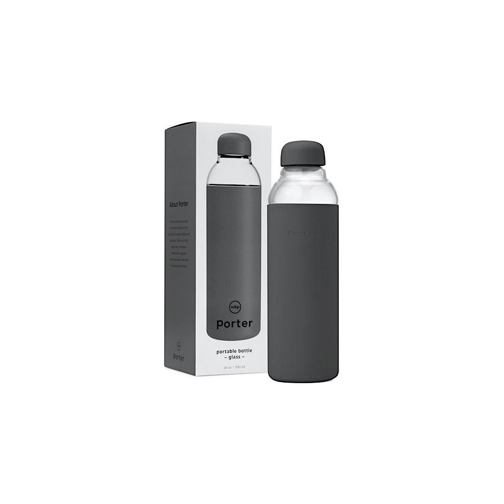 Porter Bottle 20oz - Charcoal