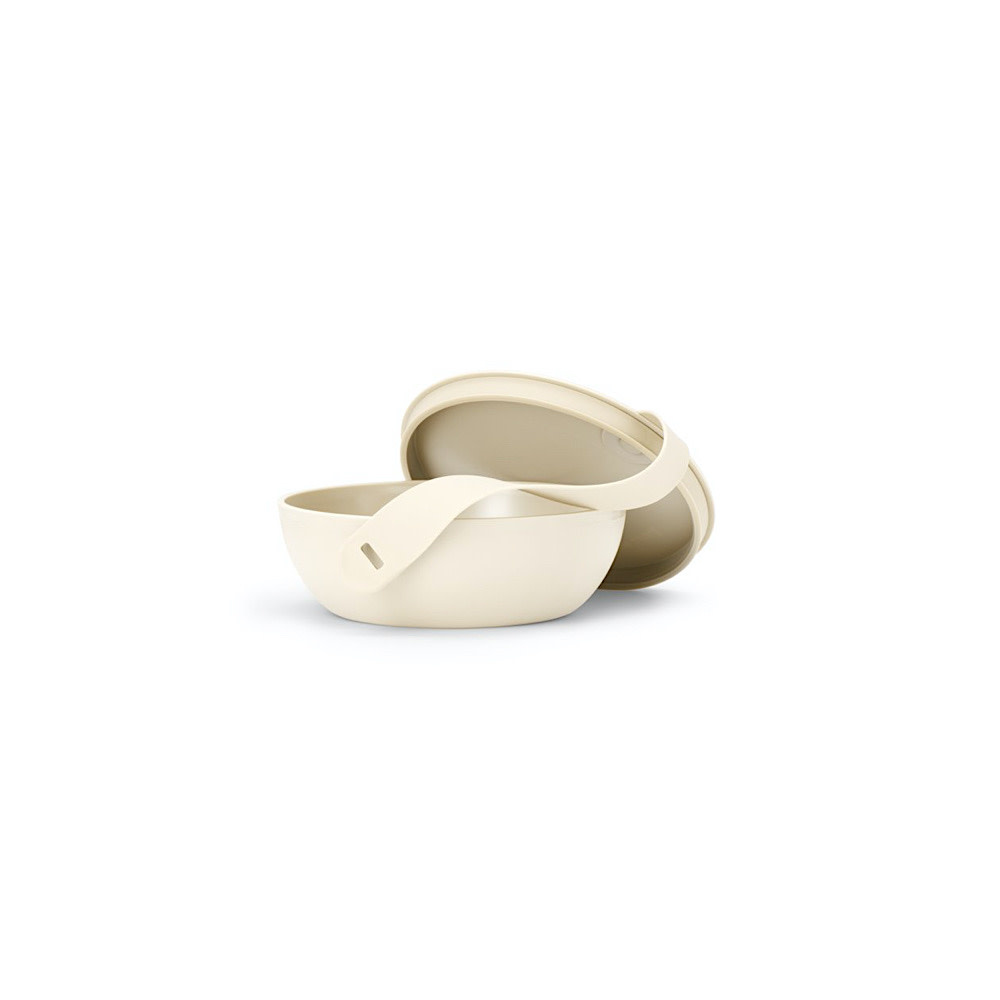 Porter Bowl Plastic - Cream