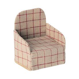 Maileg Maileg Mouse Chair - Linen