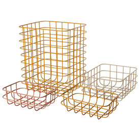Maileg Maileg Baskets No. 2 - 4 Piece Set