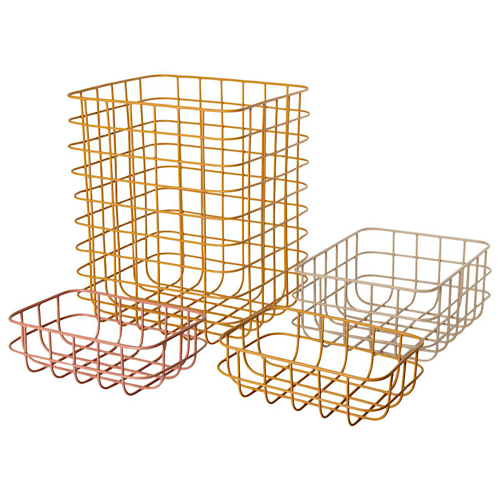 Maileg Baskets No. 2 - 4 Piece Set
