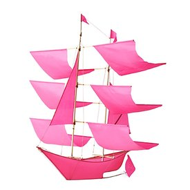 Haptic Lab Inc. Haptic Lab Sailing Ship Kite - Hot Pink