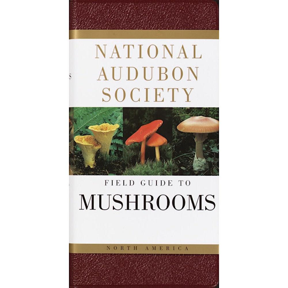 Random House National Audubon Society's Field Guide To Mushrooms