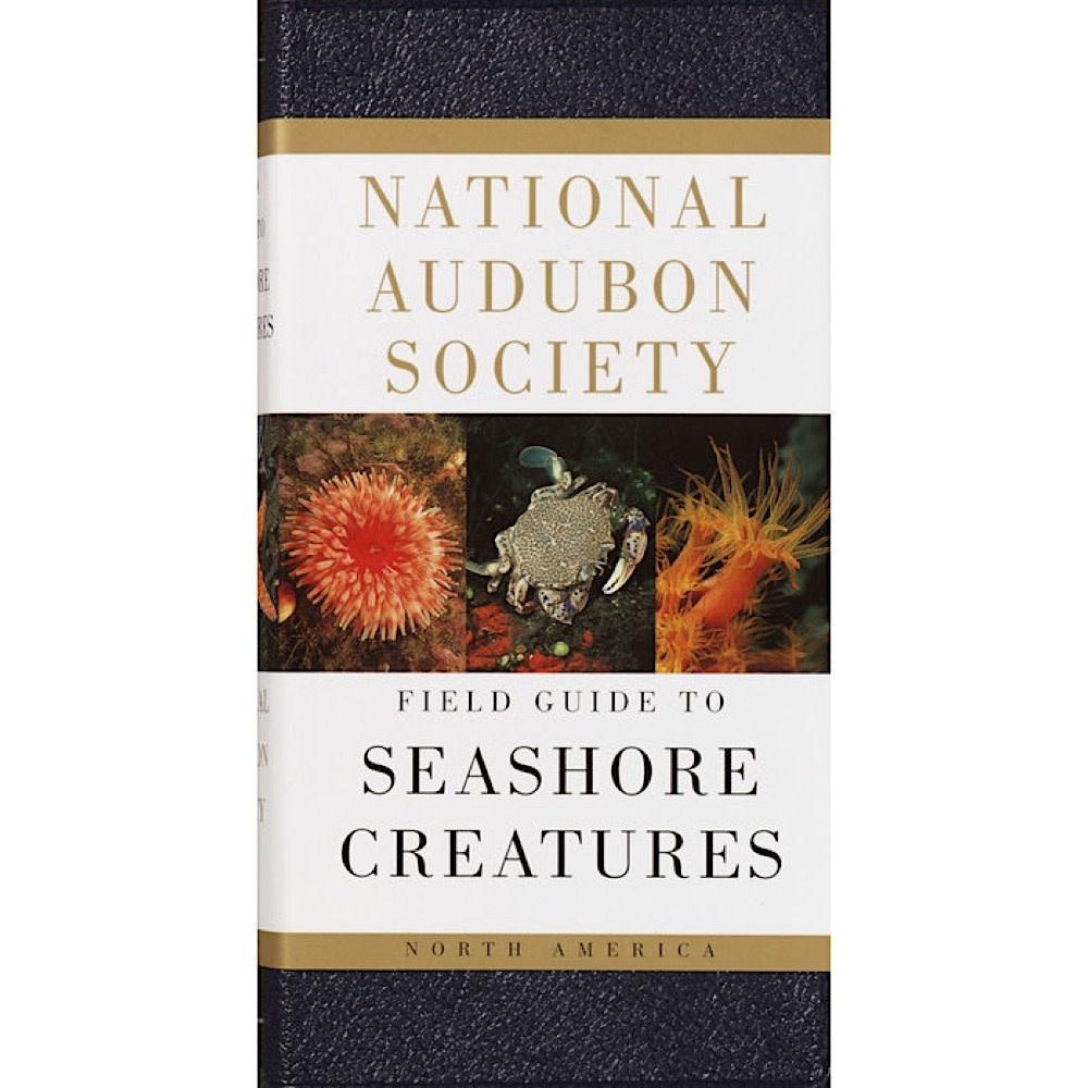 Random House National Audubon Society's Field Guide To Seashore Creatures