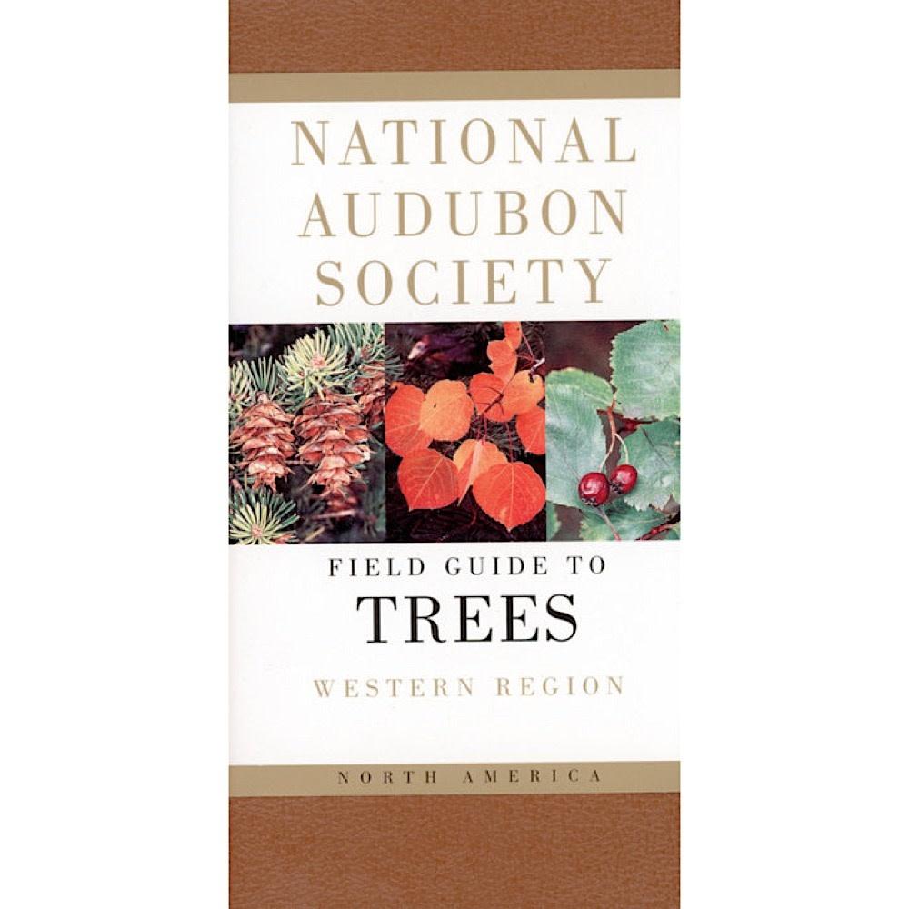 Random House National Audubon Society's Field Guide To Trees