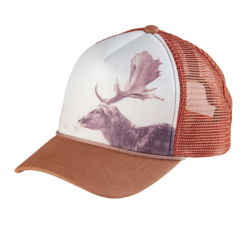 Kids Moose Trucker Hat