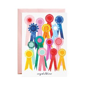 Mr. Boddington's Studio Mr. Boddington's Studio First Place Ribbon Card