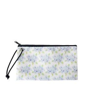 Sea Bags Sea Bags Sara Fitz - Hydrangea - Wristlet