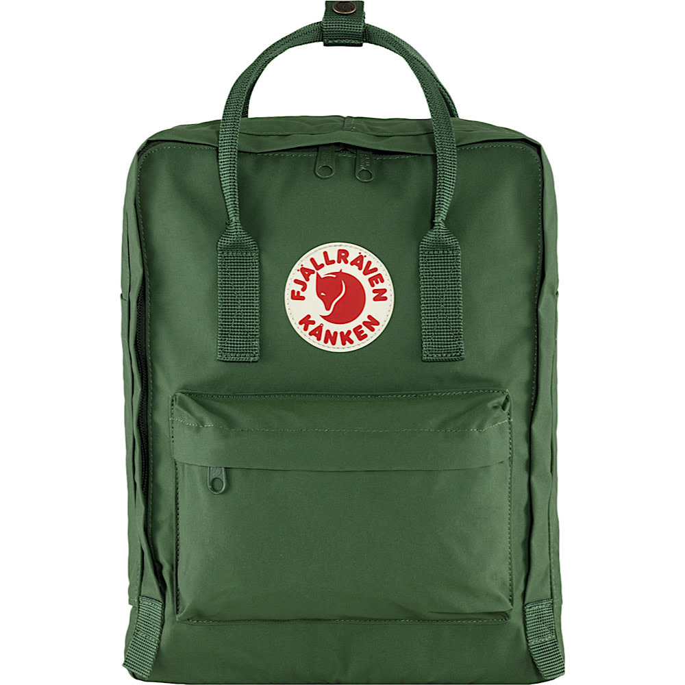 Fjallraven Arctic Fox LLC Fjallraven Kanken Classic Backpack - Spruce Green