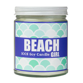 Seawicks Seawicks Candle - 7oz - Beach Girl