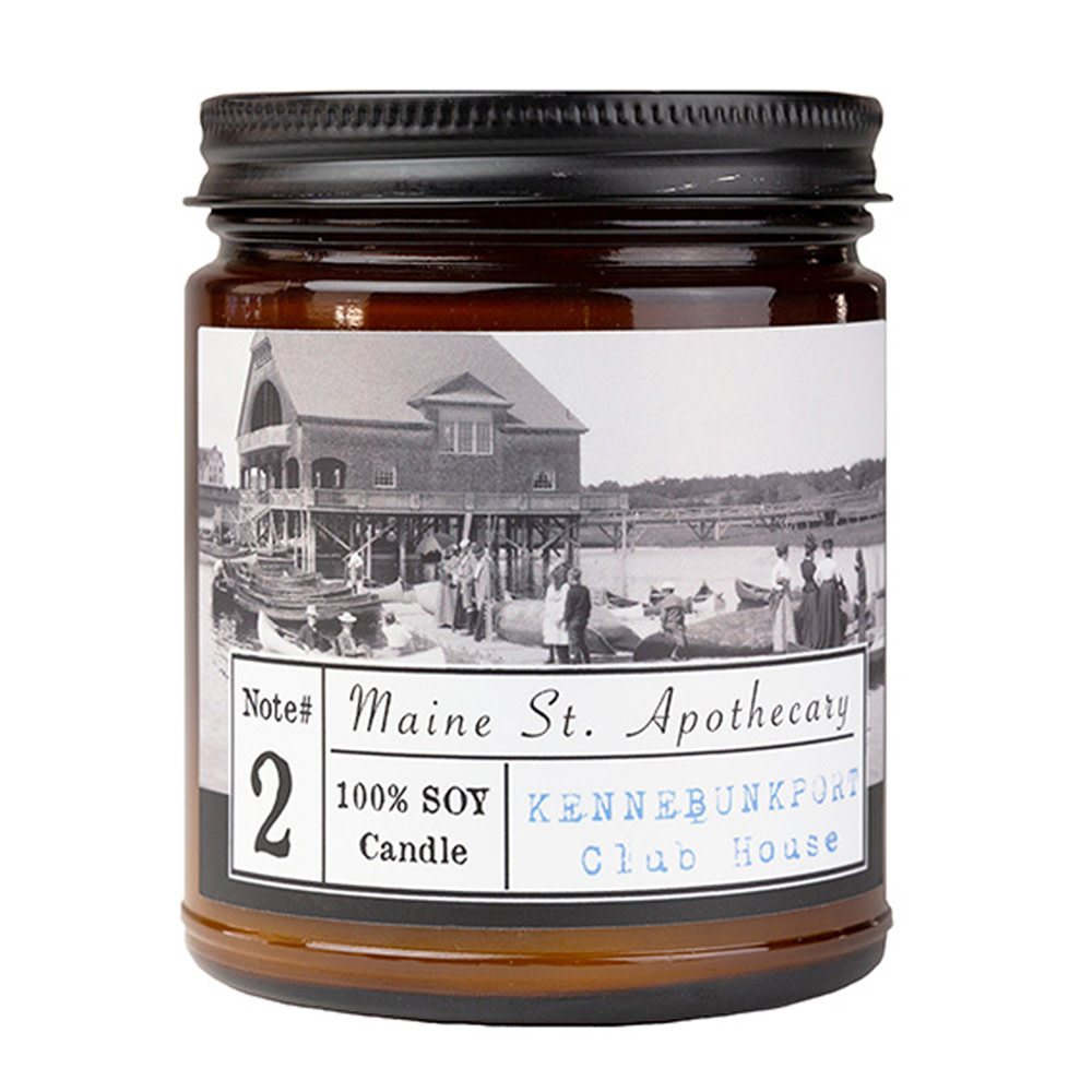 Seawicks Candle - Maine Street Apothecary - Kennebunkport