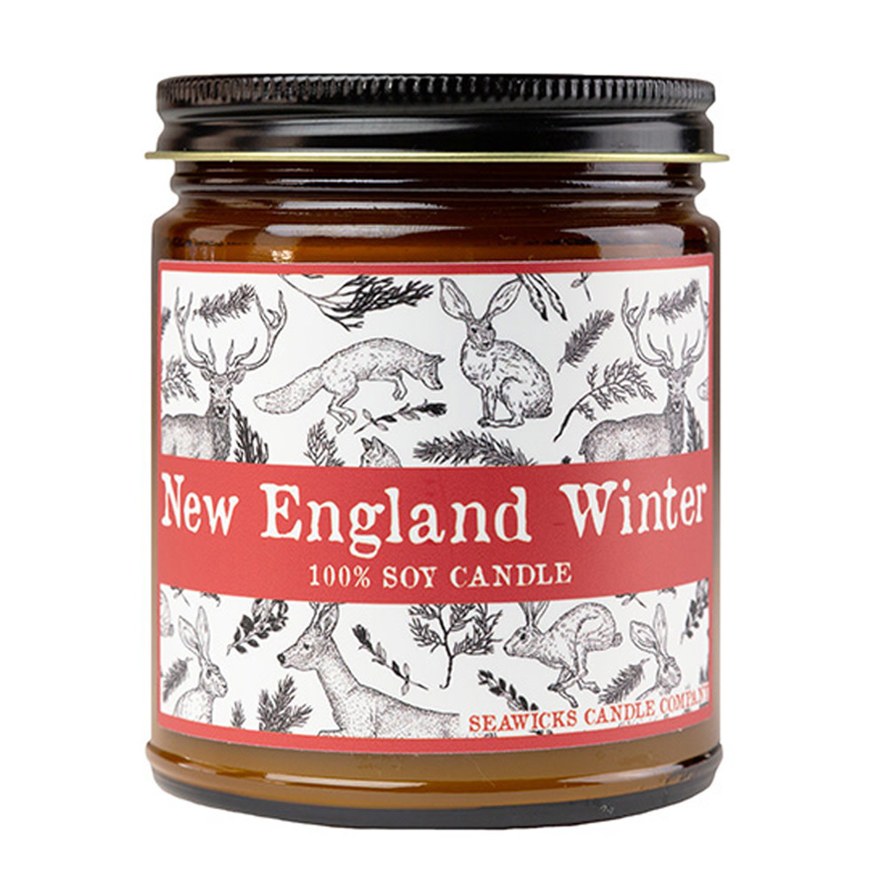 Seawicks Ambler Candle - New England Winter