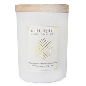 Ethics Supply Co. Ethics Supply Co. Candle - SOULFUL ADVENTURES - Salt + Light - 11oz
