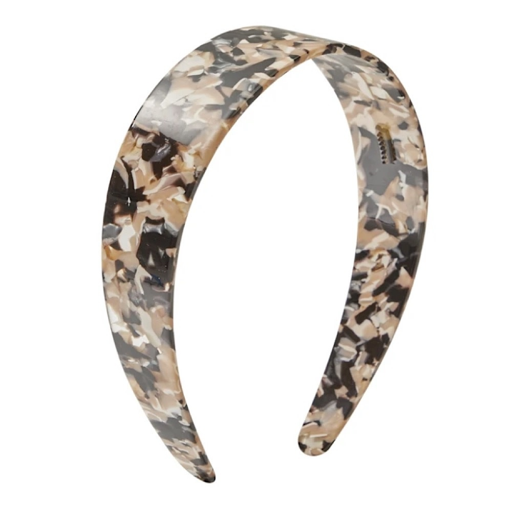 Machete - Wide Headband - Abalone