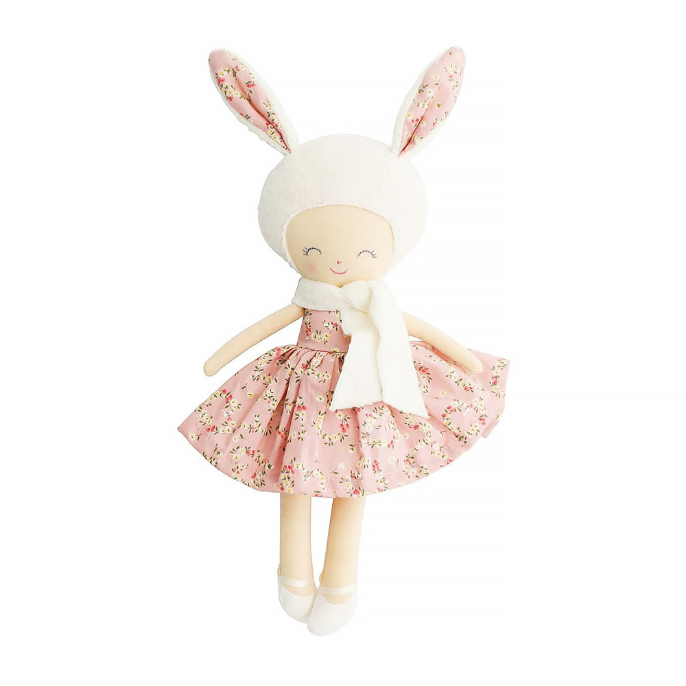 Alimrose Alimrose Belle Bunny Girl - Posy Heart