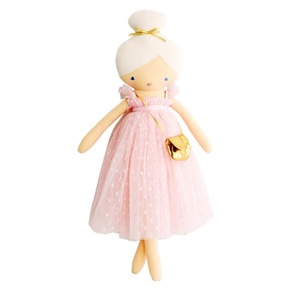 Alimrose Charlotte Doll - Pink