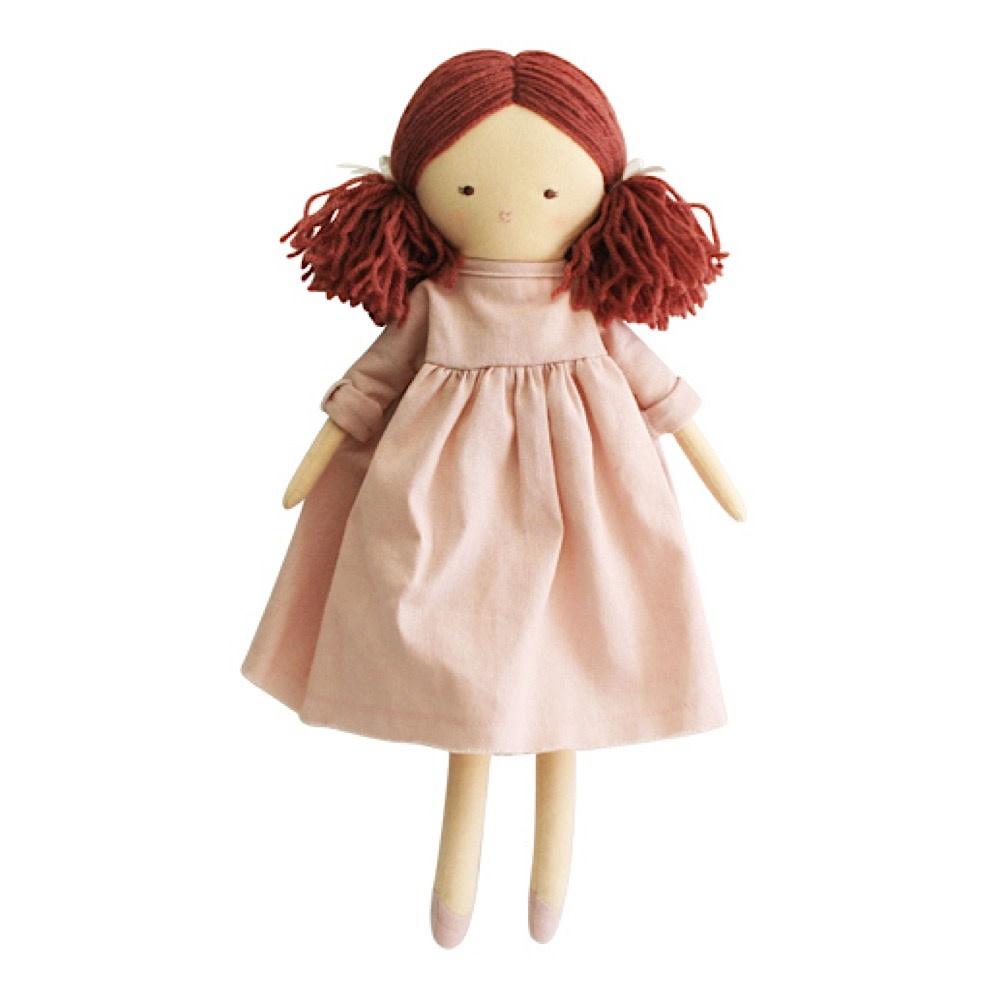 Alimrose Matilda Doll - Pink