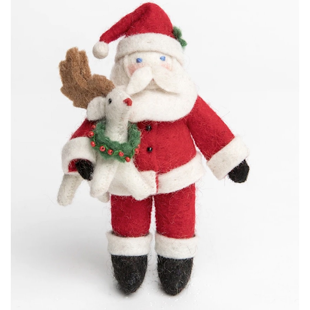 Craftspring Baby Rudolph Santa