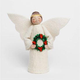 Craftspring Craftspring Yuletide Gifts Angel Topper - Large