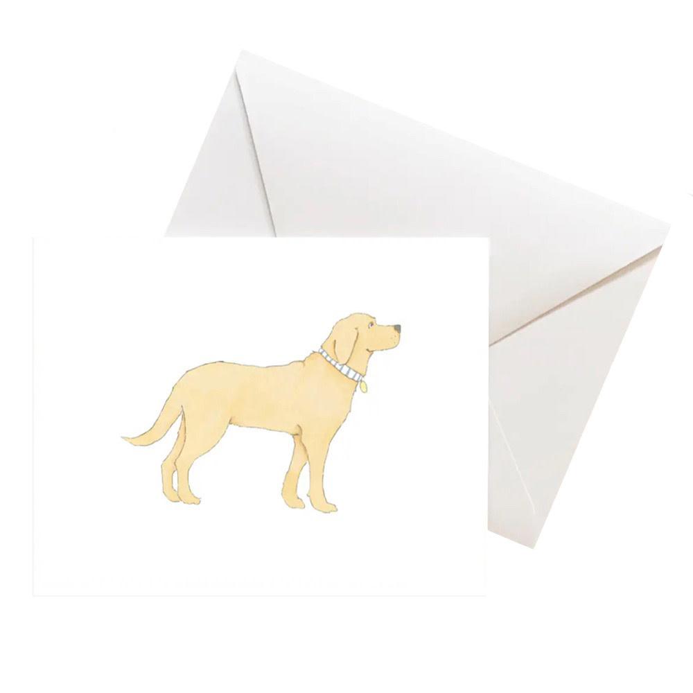 Sara Fitz Sara Fitz Card - Golden Pup