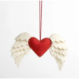 Craftspring Craftspring Wild At Heart Ornament