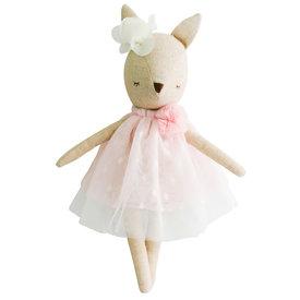 Alimrose Alimrose Mini Delores Deer - Pink