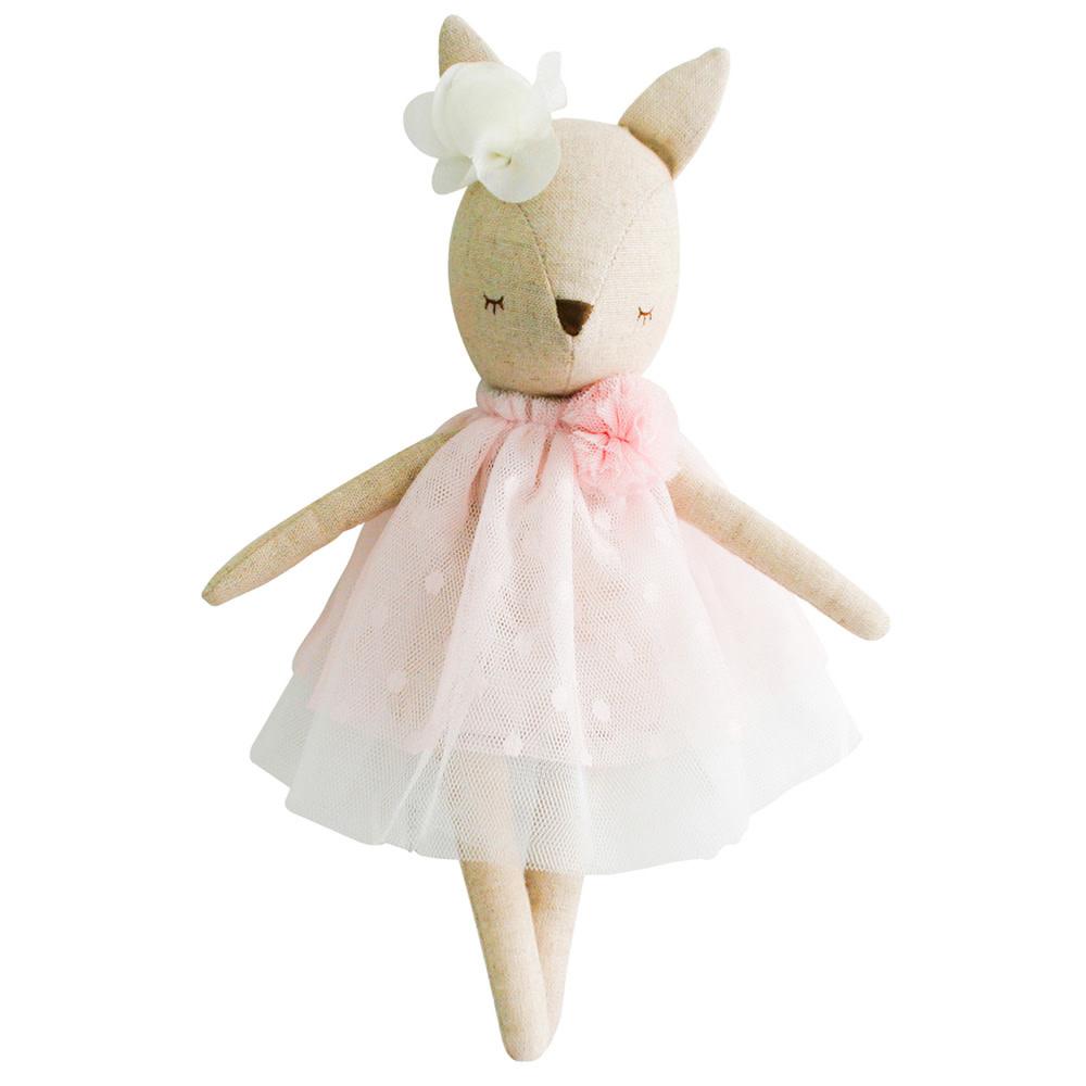 Alimrose Mini Delores Deer - Pink
