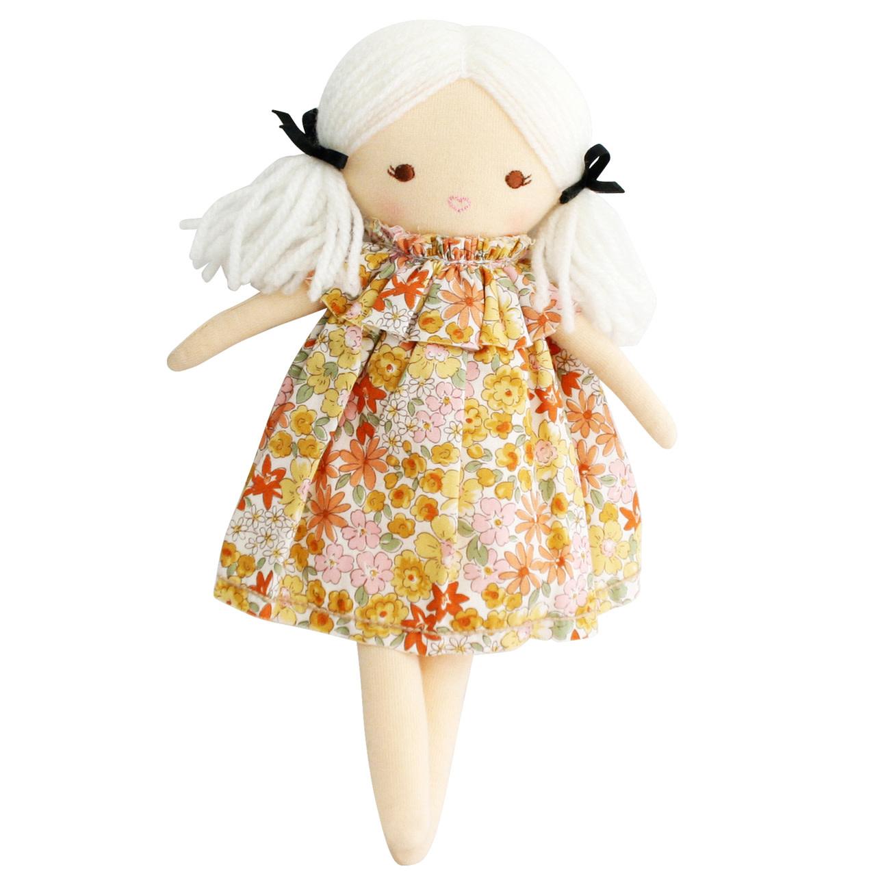 Alimrose Mini Matilda - Asleep Awake Sweet Marigold