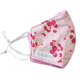 Alimrose Alimrose Youth Mask - Berry Floral