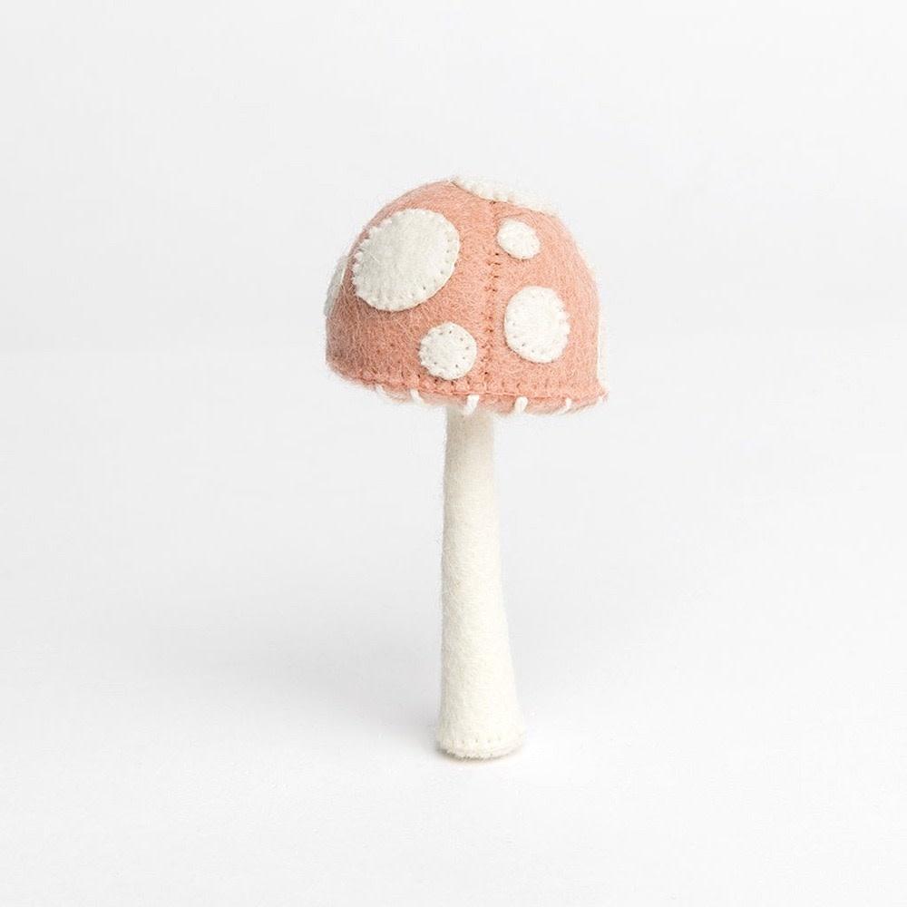 Craftspring Pink Lady Mushroom - Large