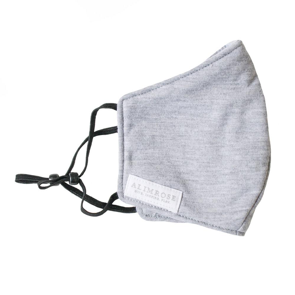 Alimrose Youth Mask - Grey