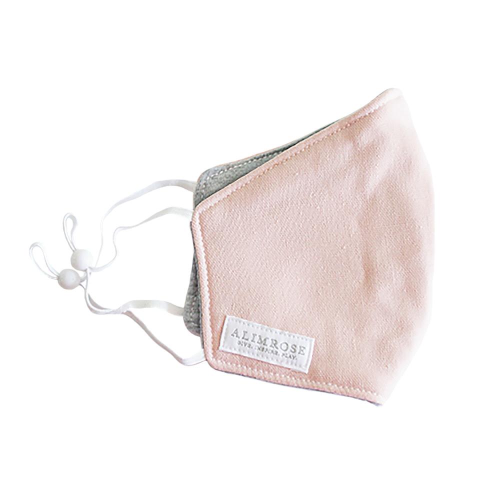 Alimrose Youth Mask - Pink Linen
